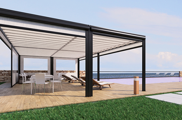 Retractable Roof Systems Melbourne Retractable Pergola